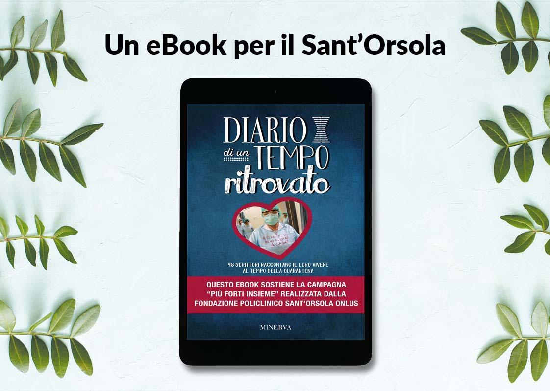 Un eBook per l'ospedale Sant'Orsola